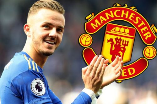 Man Utd expected to sign James Maddison 'within the next year' but face competition from Liverpool, Tottenham and City