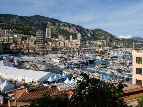 What it's like to attend the Monaco Yacht Show - in a country where the poverty rate is 0 - when you are not a millionaire