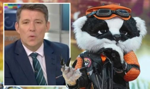 The Masked Singer: Badger exposed as GMB star after Lorraine Kelly clue