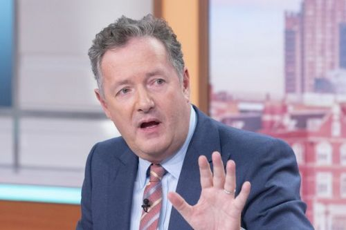 Piers Morgan savagely brands Prince Harry and Meghan Markle 'irrelevant'