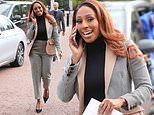 Alexandra Burke attends the Queens Commonwealth Essay Competition Awards Ceremony