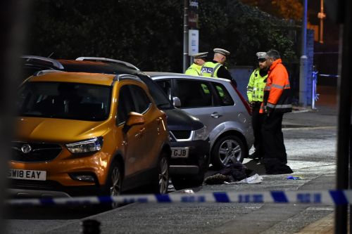 Pedestrians hit after driver falls ill at the wheel