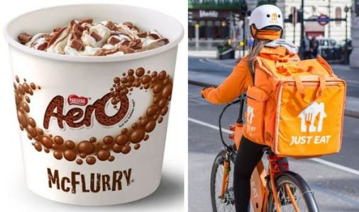 Britons can get money off food delivered to their door during heatwave - McFlurry and more