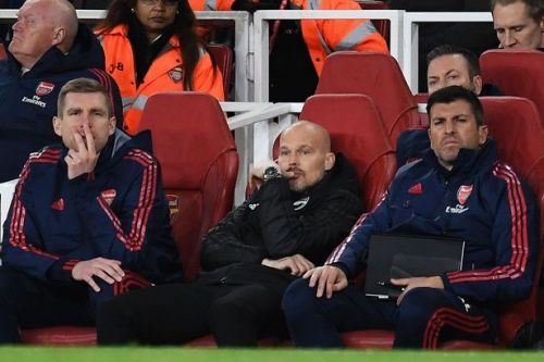 Freddie Ljungberg left looking lost as rudderless Arsenal spiral towards disaster