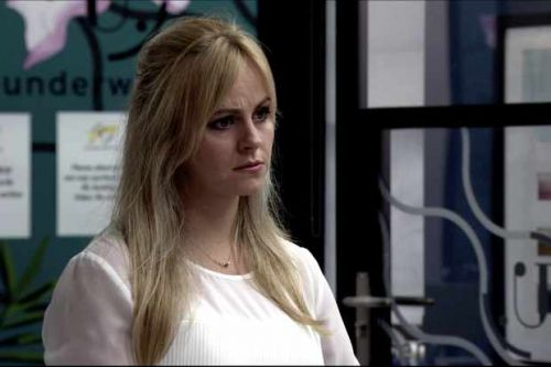 Coronation Street's Tina O'Brien says Sarah's marriage to Adam is doomed as they split over Gary