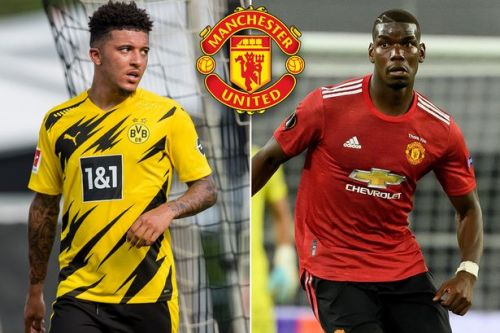 Man Utd transfer news: Sancho hopes still alive, Pogba targeted for Dybala swap