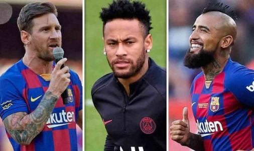 Barcelona transfer news LIVE: Neymar deal upsets Messi, Real Madrid meeting with PSG