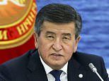 Kyrgyzstan's president quits after days of protests following disputed election