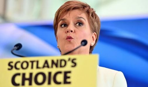 Sturgeon under pressure: SNP faces new rival party in push for Scottish independence