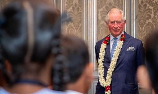 Prince Charles looks lonely as he celebrates his birthday in India WITHOUT Camilla