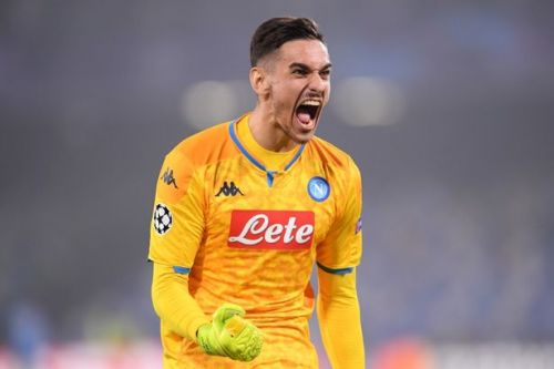 Man Utd 'tracking Napoli keeper Meret' as potential De Gea transfer replacement