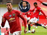 Euro star: Time for England boss Gareth Southgate to get excited about Mason Greenwood