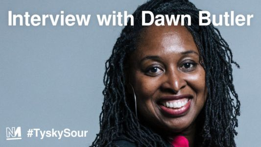Interview With Dawn Butler