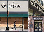 Luxury kitchenware chain Sur La Table files for Chapter 11 bankruptcy; will close 50 of its stores