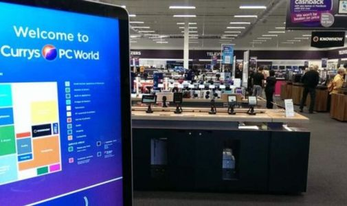 Dixons Carphone sees UK mobile remaining 'significantly loss-making'