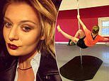 Sportswoman's arm was amputated after a car accident but pole-dancing's made her stronger than ever