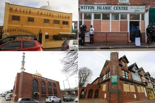 Birmingham mosque attacks: Two arrested after holy buildings vandalised