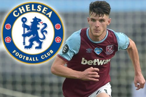 West Ham 'will have to have a serious think' about Declan Rice offers over £60m
