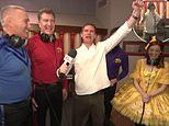 Sunrise weatherman Sam Mac will appear on tour with The Wiggles