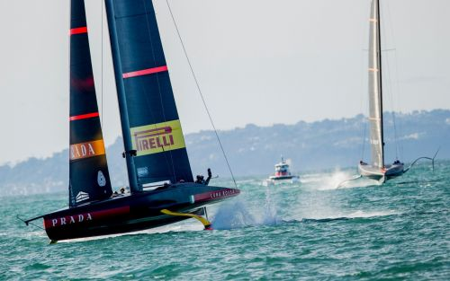America's Cup 2021, Emirates Team New Zealand v Luna Rossa: Sailing schedule, race times and TV channel