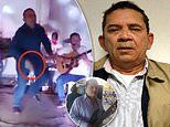 Shootout leaves six dead, including cartel 'cell leader', during Facebook live concert recording