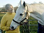 Horse diagnoses BRAIN TUMOUR: Rider's life is saved when her mount stars sniffing her head