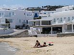 Greece bans Britons from going on holiday in the country when it reopens its borders on June 15