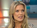 GMB's Charlotte Hawkins snaps at Piers Morgan