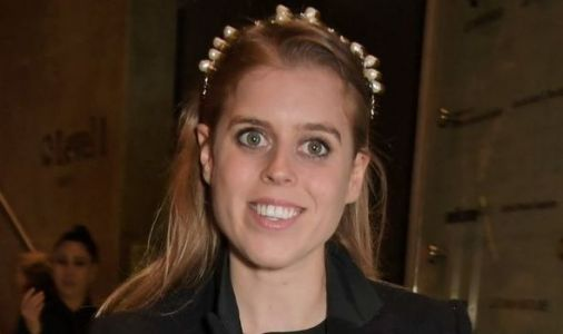 Princess Beatrice speaks out for the first time on secret royal wedding