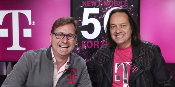 T-Mobile CEO John Legere is stepping down in May 2020 amid rumors he's been talking to WeWork about running the company