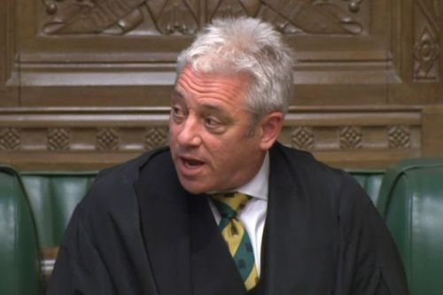 Jeremy Corbyn Wants Independent Investigation Into John Bercow Bullying Claims, Spokesman Reveals
