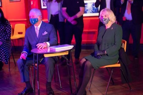 Prince Charles and Camilla follow rock royalty by attending legendary 100 Club