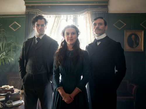 How to watch 'Enola Holmes,' Netflix's new original movie starring Millie Bobby Brown and Henry Cavill, when it premieres on September 23