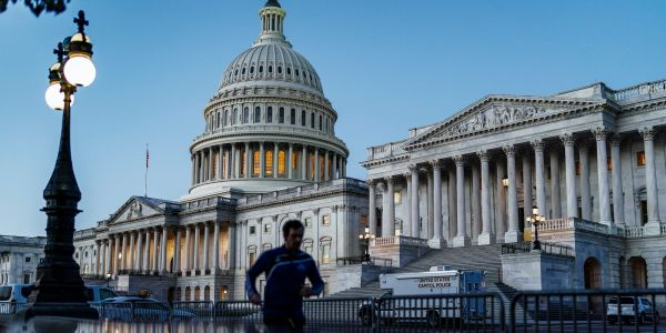 Taxes on digital assets could raise an estimated $28 billion to help fund the sweeping infrastructure bill moving through Congress, report says