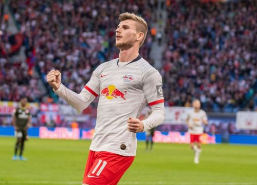 Klopp held 'virtual meeting' with Timo Werner over Liverpool transfer at Easter as RB Leipzig striker eyes Anfield move