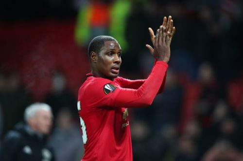 Odion Ighalo's Man Utd future to be decided by Chinese Super League restart date