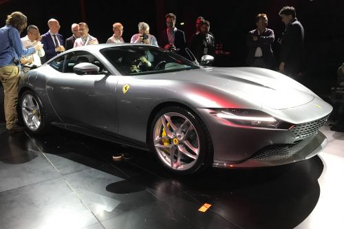 New 2020 Ferrari Roma blasts in as new 612bhp GT