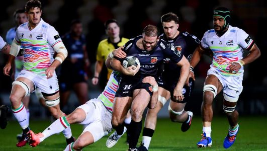 Roberts can still cause Ulster damage: Peel