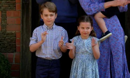 Why Prince George and Princess Charlotte have a fun week ahead of them