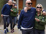 Chelsea Handler and Jo Koy spend quality time with each other during a stroll through New York City