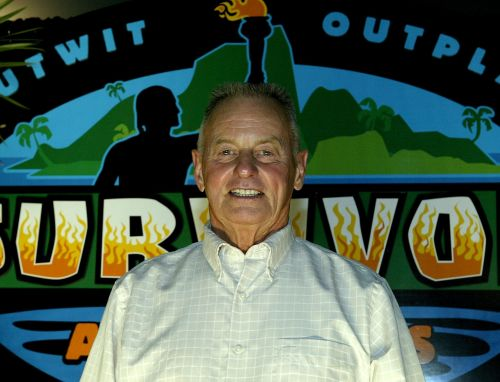 Rudy Boesch, the oldest Survivor contestant ever, diagnosed with Alzhemiers