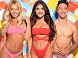 Love Island: Could there FINALLY be romance for Ovie? Three bombshells enter the villa