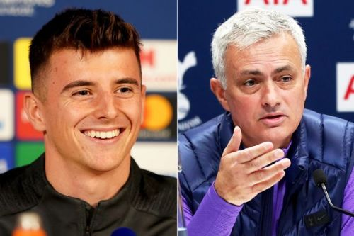 Mason Mount recounts Jose Mourinho advice that will always stay with him