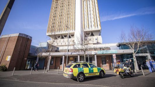 Belfast hospital patient who hasn't had a visitor since start of lockdown tests positive for coronavirus