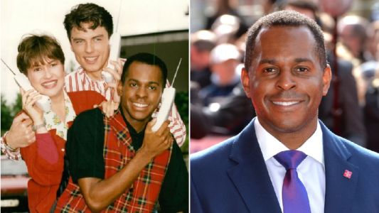 Is Andi Peters married and what TV shows has he been in as he replaces Lorraine Kelly for two weeks?