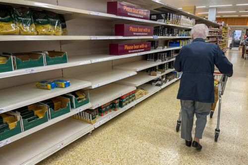 UK facing 'terrifying' food and drink price rises, industry chief warns