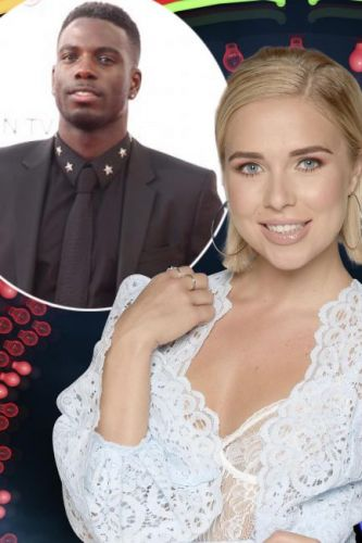Celebrity Big Brother: Love Island's Gabby Allen makes dig at ex Marcel Somerville as she enters the Celebrity Big Brother house