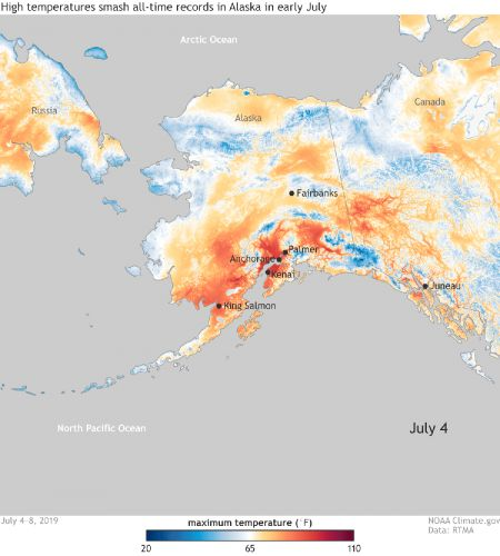 Want to know what climate change feels like? Ask an Alaskan
