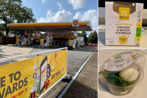 Woman shares struggles she faced eating just petrol station food for a week