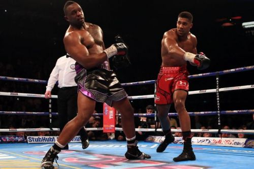 Anthony Joshua targets rematch with Dillian Whyte before retiring from boxing